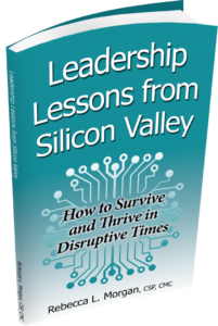 Leadership Lessons from Silicon Valley: How to Survive and Thrive in Disruptive Times